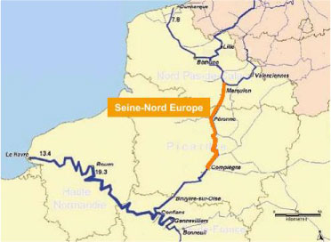 Canal Seine-Nord Europe