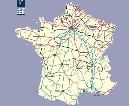 map of french railways with French Railway History on Industrialisation Outside Of Britain together with Kuala Lumpur furthermore The Trouble With High Speed Rail also French railway history moreover How Two Men Forged The German Empire.