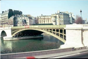 Pont Sully rive droite